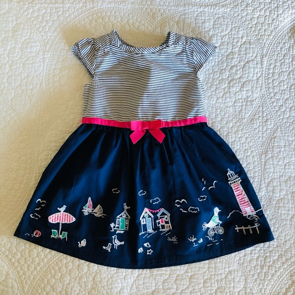 Gymboree summer dress size 2